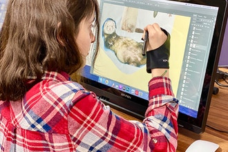 Kids Digital Art Shuffle (Virtual)