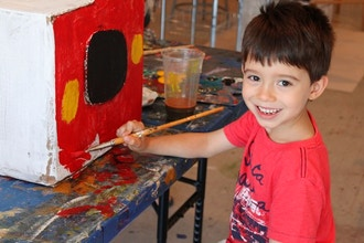 Art Start (Ages 3-5)