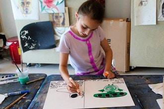 Art Rocks 1: Focus on Cartooning