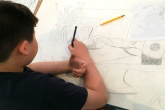 Kids Focus on Cartooning (Grades 3-5)