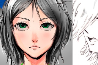 Teen Digital Manga Drawing Camp (Grades 6-12)