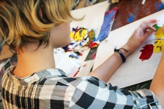 Teen Focus on Drawing (Grades 6-12)