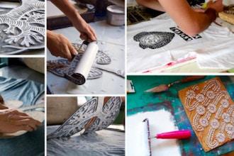 Summer Camp: Printmaking (Linocuts)
