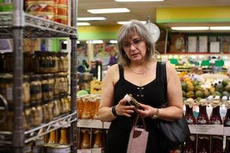 Armenian/Georgian Food and Shopping Tour with Elmira