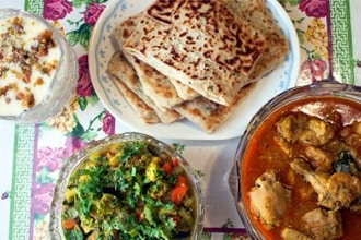 Bengali Cooking w/ Afsari: Immersion Workshop #1