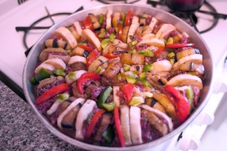 Lebanese Cooking w/ Jeanette: Immersion Workshop #1