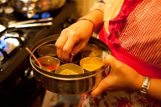 Indian Cooking w/ Yamini: Taste of Workshop