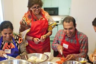 Nepali Cooking w/ Rachana: Immersion Workshop #1