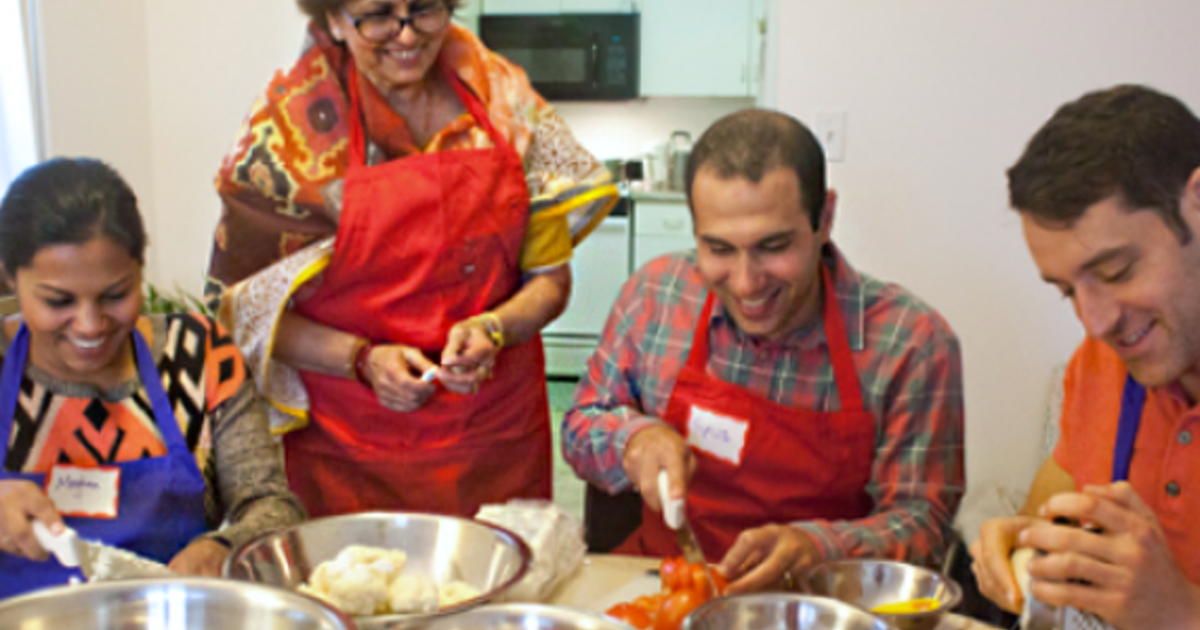 Nepali Cooking w/ Rachana: Immersion Workshop #1 - Culinary (Meals ...