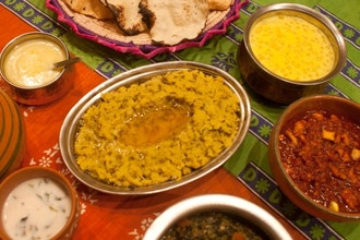 Indian Cooking w/ Yamini: Immersion Workshop #3