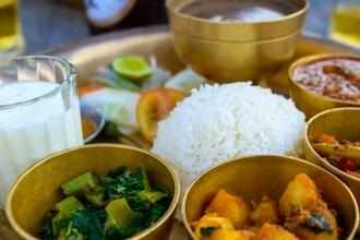 Nepali Cooking w/ Rachana: Taste of Workshop