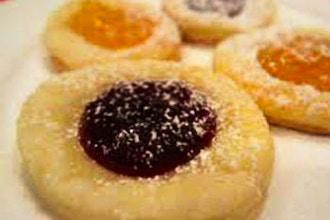Holiday Fruit Filled Cookies Czech Kolacky