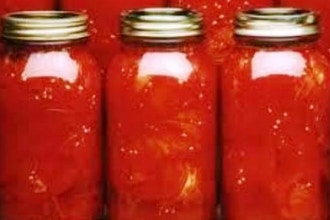 Learn to Can Tomatoes