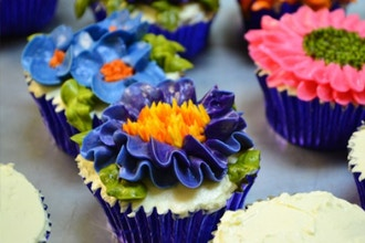 4 Week Program: Baking and Cake Decorating