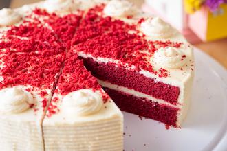 Baking I: Hummingbird, Carrot and Red Velvet Cakes