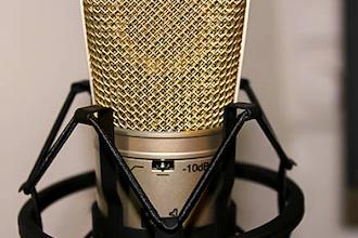 Intro to Voice-Over: 3 Week V/O w/ Darren Dunstan