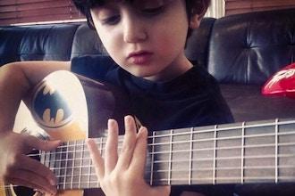 Kids Guitar Basics