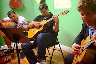 Intro to Flamenco Guitar & Spanish Guitar