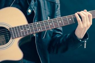 Teens Absolute Beginner to Guitar