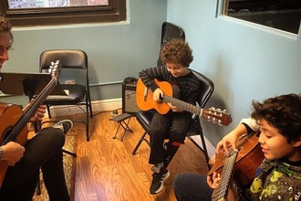 Kids Guitar Workshop Camp: Absolute Beginner to Guitar