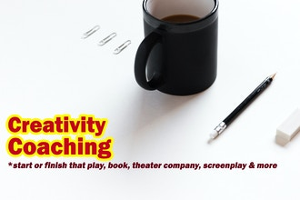 Creativity Coaching / Training (remote)