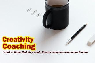 Creativity Coaching / Training (remote)