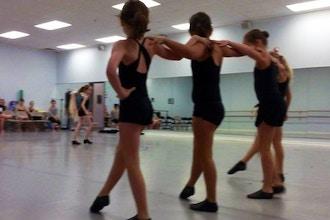 Int/Adv Pathway Ballet/Pointe