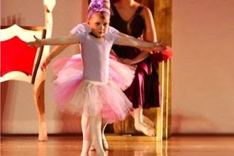 Pre-Ballet - Ages 6-9
