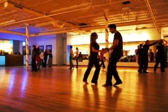 Beginner Ballroom and Latin