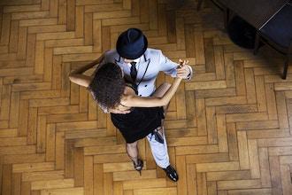 Virtual Argentine Tango