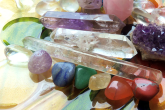 Crystals for Confidence and Growth