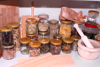 Herbal Support for Stress & Anxiety