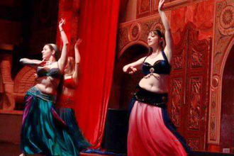 Belly Dance Musicality & Technique