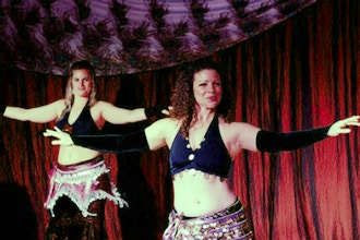Belly Dance Cardio