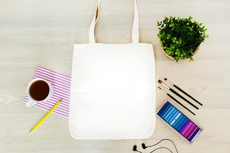 Tote Bag Painting (Materials Included)