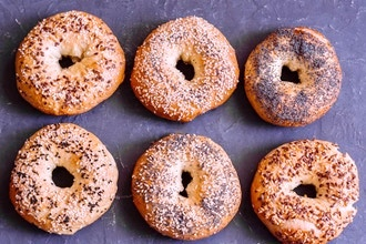 Virtual Bagel Making