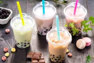 Bubble Tea Making (Virtual)
