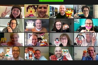Lego Team Building Challenge