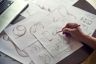 Group Drawing & Sketching Class (Virtual)