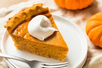 Pumpkin Pie Workshop (Materials Included)
