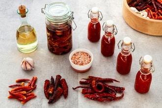 Hot Sauce 101 (Virtual)