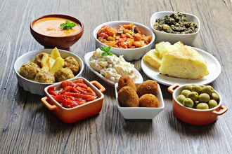 Spanish Tapas (Virtual)