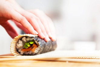 Sushi Making Virtual Workshop