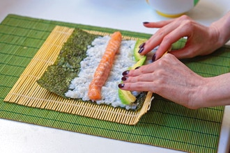 Sushi Making Virtual Workshop (Materials Included)