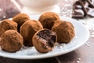 Private Group Truffle Making (Materials Included)