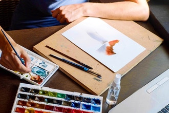 Virtual Watercolor Workshop