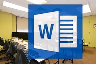 Microsoft Word Level 1 2016