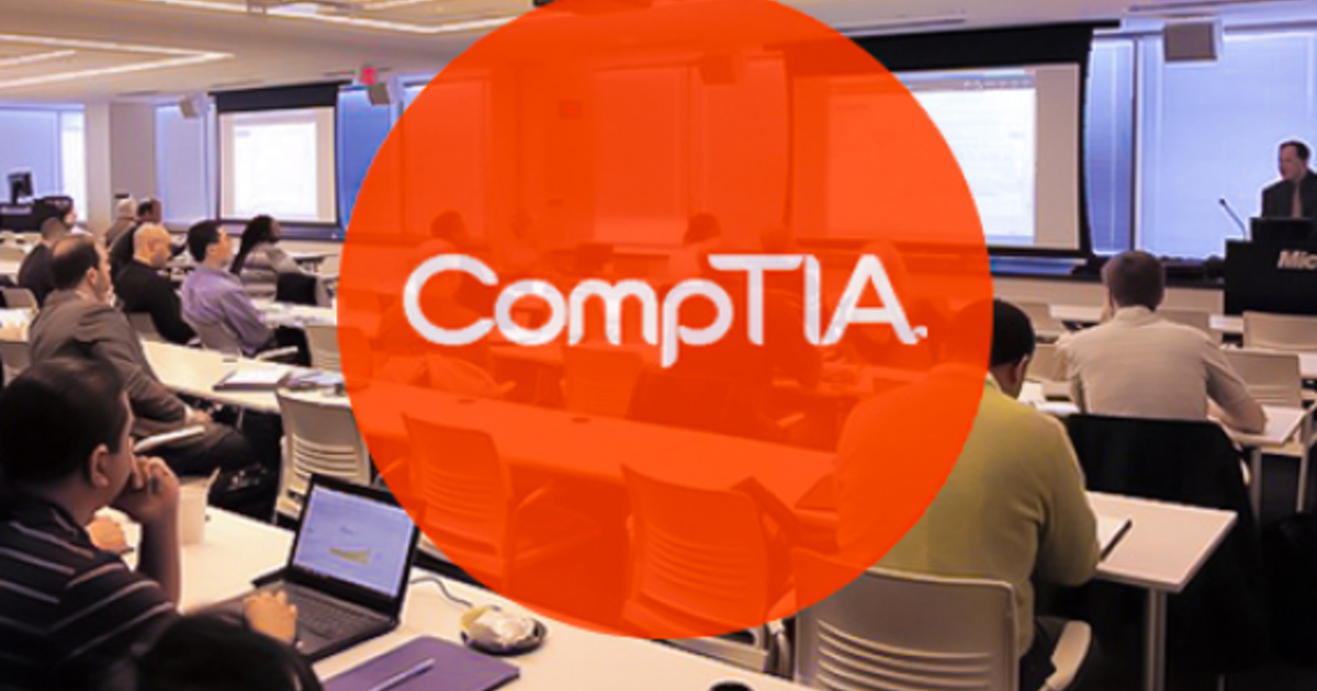 Comptia A And Network Certification Combo Comptia A Training