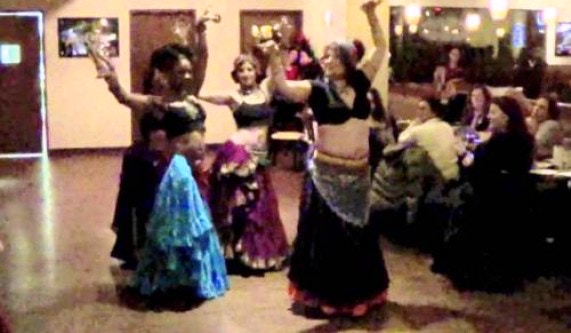 Eastern Fire Belly Dance