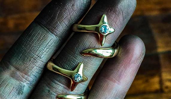 NYC Jewelry Lab by Carolina Iwanow